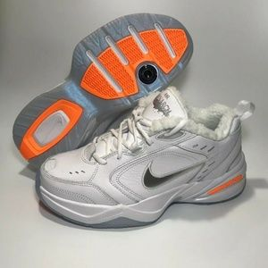 NEW Nike Air Monarch IV 4 Snow Day Sneakers